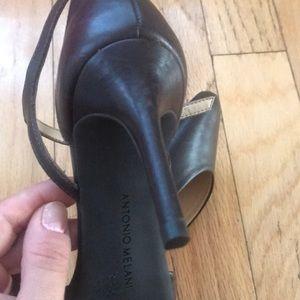 ANTONIO MELANI Shoes - Strappy Heel-Antonio Melani